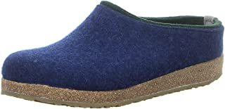 HAFLINGER Kris Grizzly, Chaussons Mules Homme