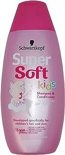 Schwarzkopf Kids Girls Shampoo and Conditioner (250ml)