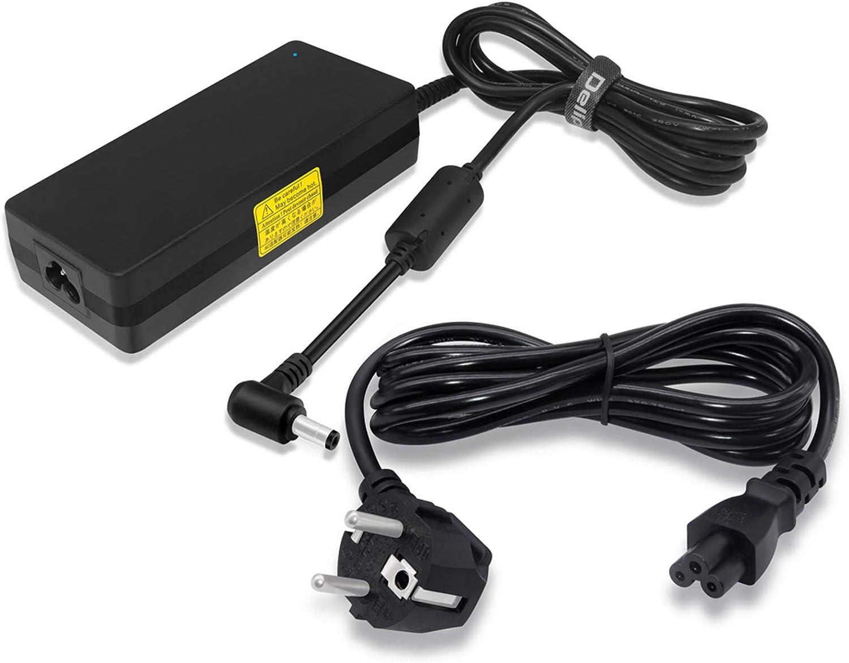 Delippo® 120W AC Adaptador Cargador 19V 6.32A Ordenador portátil reemplazo Fuente de alimentación para ASUS ASUS ZenBook Pro UX501 UX501J UX501V Rog ...