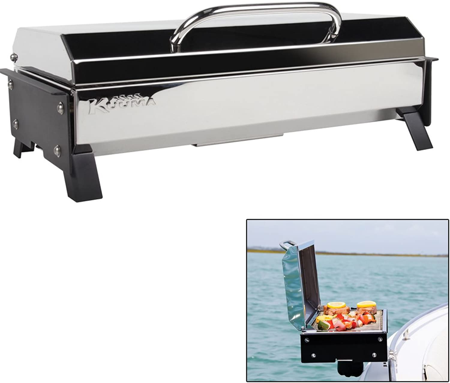 Kuuma Profile 150 Gas Grill9,000BTU w Regulator