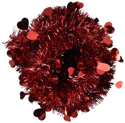 amscan International Guirlande de Noël Valentines Day