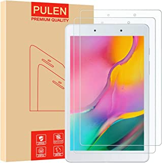 [2-Pack] PULEN Tempered Glass for Samsung Galaxy Tab A 8.0 2019 T290 Screen Protector (Only for -T290 Wifi Model),HD Clear...