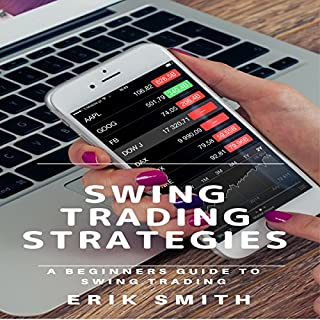 Swing Trading Strategies: A Beginners Guide to Swing Trading audiobook cover art