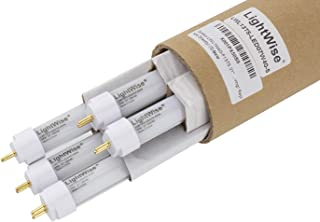 """Durolux LWL7W40-F13T5 21"""" 7Watts White LED Tube with 4000K to Retrofit for 13W T5 Fluo. Tube of Your Under- Cabinet Lights..."""