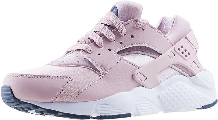 Nike Huarache Run (GS), Chaussures de Gymnastique Fille, Rose ...
