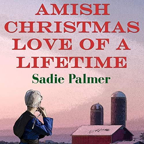 Amish Christmas Love of a Lifetime cover art