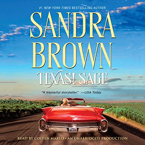 Texas! Sage audiobook cover art