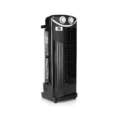 BMS Lifestyle JTF-602 High Speed Big Tower Fan - Black