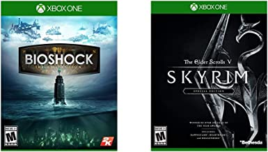 BioShock: The Collection - Xbox One & The Elder Scrolls V: Skyrim Special Edition - Xbox One