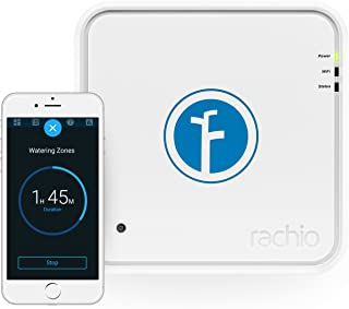 Rachio Smart Sprinkler Controller, 8 Zone 1st Generation, Works with Alexa