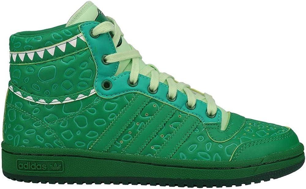 adidas Kids Boys Ten Hi X Toy Story High Sneakers Shoes Casual - Green