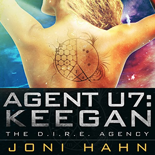 Agent U7: Keegan audiobook cover art