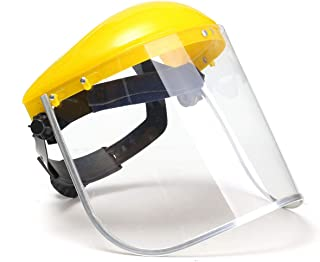 Aashish Clear Safety Grinding Face Screen Spare Visors Eye Protection