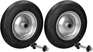 YanYun 4 Piezas 4.10//3.50-4 410//350-4 ATV Quad Go Kart 47Cc 49Cc Chunky 4.10-4 Ajuste del Tubo Interior del Neum/áTico 3.50-4 4 Scooter con Tubo Interior del Neum/áTico