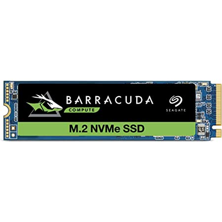 Seagate Barracuda 510 Ssd 256gb Up To 3100mbps 3d Tlc Computers Accessories