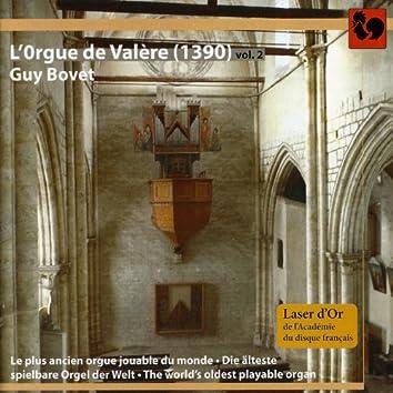 Guy Bovet à l'orgue de la Basilique de Valère (1390), The World's Oldest Playable Organ, Vol. 2