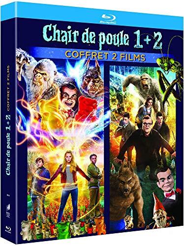 Chair de Poule 1 + 2-Collection de 2 Films [Blu-Ray]