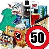 DDR Pflege Box Mann / 50. Geburtstag Geschenk Idee / geschenke 50. geburtstag