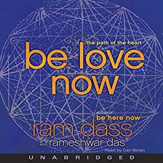 Be Love Now audiobook cover art