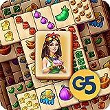 Pyramid of Mahjong: Un juego de rompecabezas de combinación de fichas y construcción de ciudades.