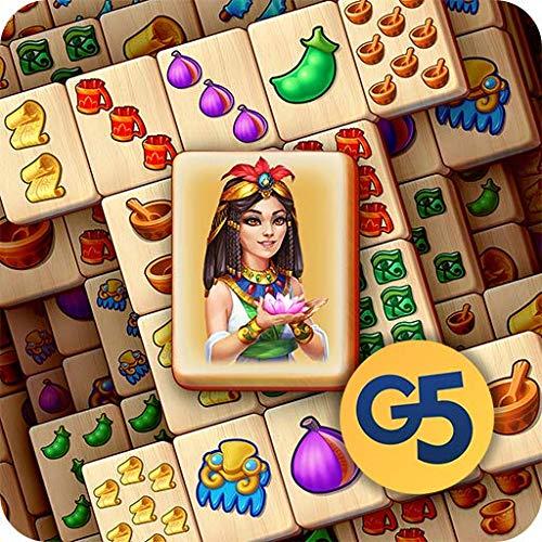 Pyramid of Mahjong: un gioco di costruzione di città e abbinamenti di tessere