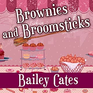 Brownies and Broomsticks audiobook cover art