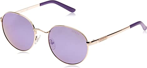 Guess Oval Women's Sunglasses Purple GU7363 54 20 135 mm
