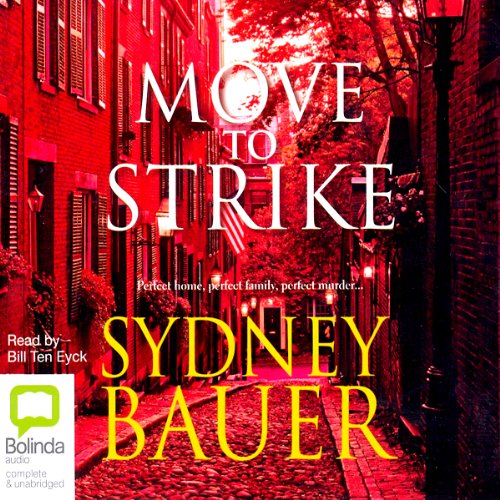 Move to Strike cover art
