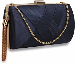 Ladies Designer Bags Women/'s Stylish Kiss Lock Party Prom Celebrity Style Purse