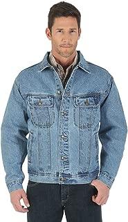Men's Rugged Wear Unlined Denim Jacket