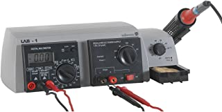 Velleman LAB1U Three in One Lab Unit (Multimeter, Power Supply and Soldering Iron)