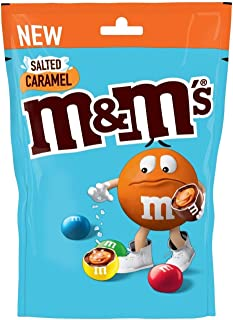 M&M's Salted Caramel Treat Bag 80g