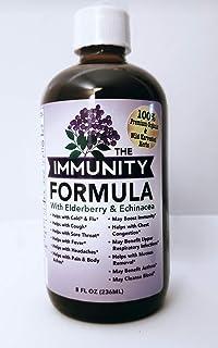 The Elderberry Formula with Echinacea 8 Fluid Ounces
