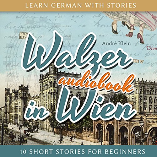 Walzer in Wien audiobook cover art
