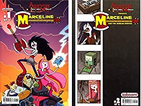 Adventure Time: Marceline and the Screem Queens Issue 1-2 Set - Bundle of Two (2) BOOM! Studios Comics