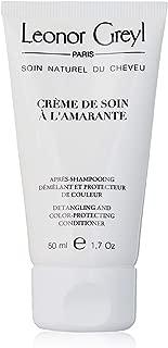 Leonor Greyl Paris Crème de Soin À L'Amarante - Color-Protecting and Detangling Hair Conditioner