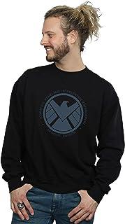 Marvel Men's Agents of Shield Logistics Division Sweatshirt