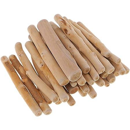 paket Natürliches Treibholz Handwerk Unfinished Holz Scheiben 50 Teile