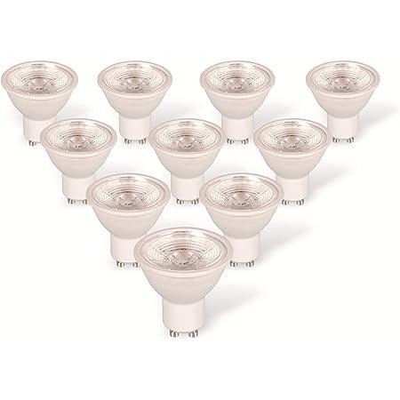 3000 K LED-Lampe VT-2889 EEK: A+ 10 Stück 8 W 750 lm GU10