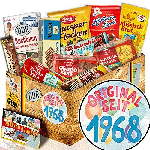 Geschenk Keks / DDR Box / Original seit 1968 / Zum Geburtstag Männer lustig