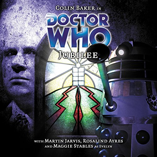 Doctor Who - Jubilee audiobook cover art