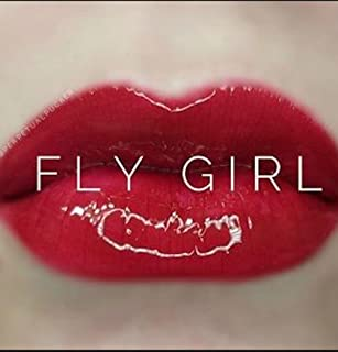 LipSense Fly Girl and Matte Gloss Bundle Duo Set ( 1 Color, 1 Matte Gloss)