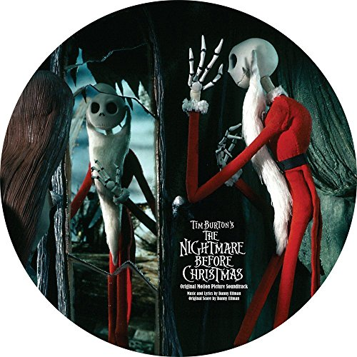 Songs From The Nightmare Before Christmas (Pictures)