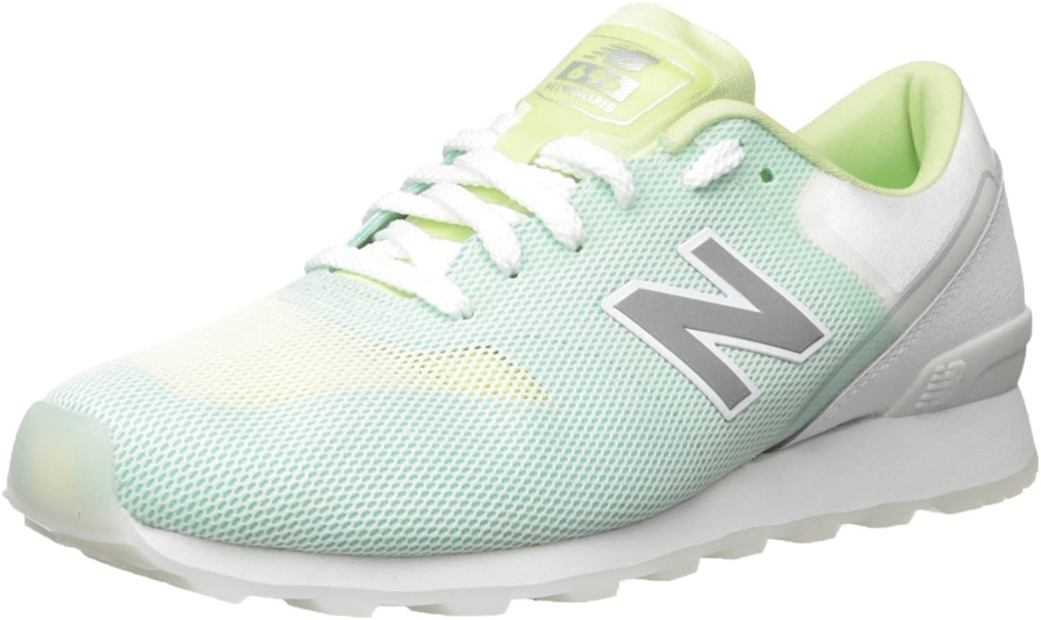 New Balance Women's 696 Re-Engineered Lifestyle Fashion Sneaker