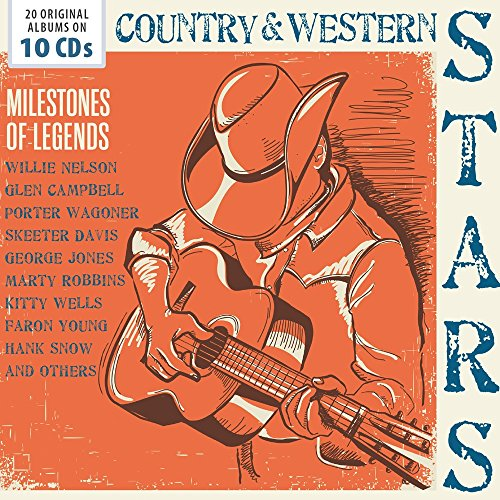 Country & Western Stars - Milestones Of Legends