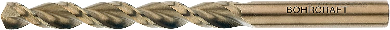 Bohrcraft Spiralbohrer DIN 338 HSS-E Co Co Co 5% Split Point Typ U-TL, 4,1 mm in BC-QuadroPack Profi Plus, 10 Stück, 11420300410 B00ELDB0OW | Toy Story  297ca0