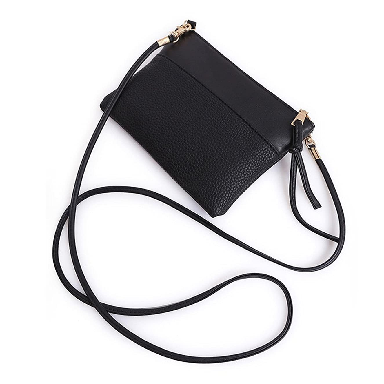 Willow S Women Lady Solid Color Mini Shoulder Bags Larger Capavity Purse Cell Phone Handbags,for Shopping, Travel,Hiking
