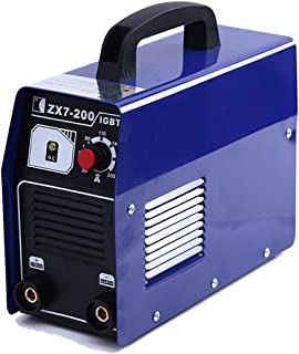 MXECO Digital Display DC Inverter ARC Welder 220V IGBT PWM Portable Welding Machine 20-120A Para el hogar DIY Reparación ZX7-200