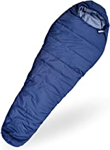 Outdoorsman Lab Mummy Sleeping Bag – 27-16F Adult Compact Sleep Gear, Compression Sack – Four (4) Season Ultra Lightweight Sleeping Bags for Adults, Backpacking, Hiking Camping Accessories