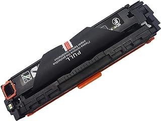 خرطوشة استبدال الحبر المتوافقة مع HP Color Laserjet Cp1525 Cp1525n Cp1525nw Cp1415 لـ Hp 128A CE320A CE321A CE322A CE323A ...
